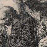 San Benedetto, la coppa e il corvo