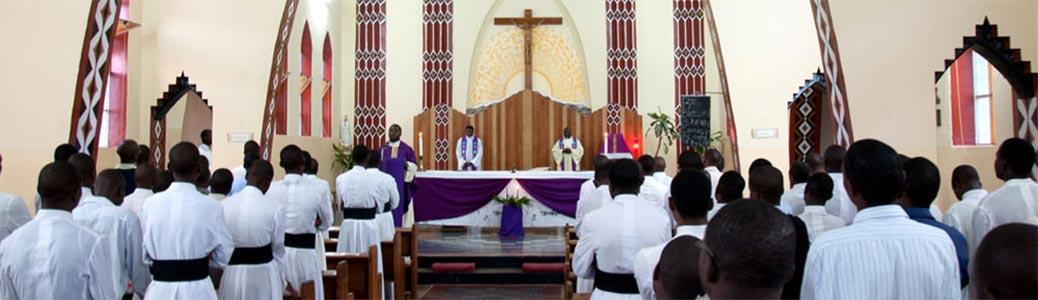 Seminario di Kaduna, Nigeria.
