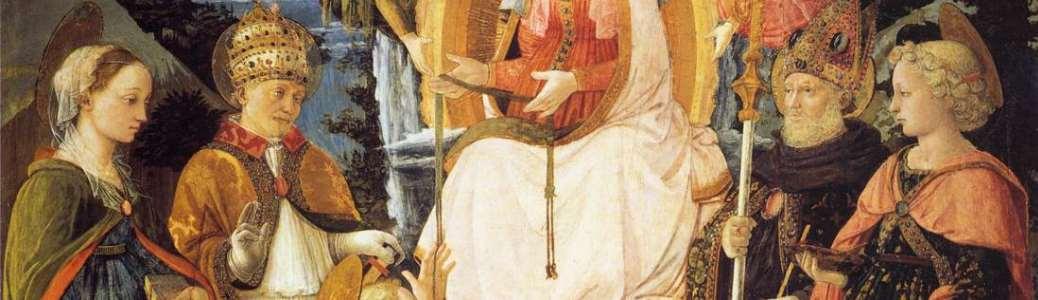 Filippo Lippi, Madonna della Cintola, 1455–65, Prato