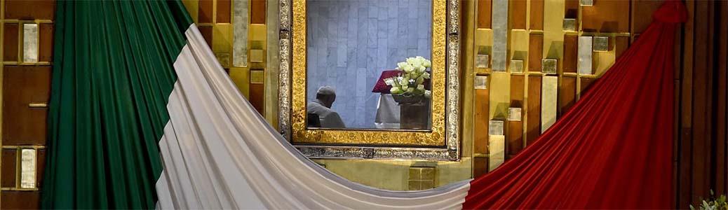 Papa Francisco, Virgen de Guadalupe, Mexico