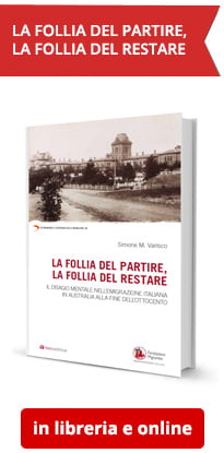 La follia del partire, la follia del restare. Libro di Simone Varisco, Fondazione Migrantes
