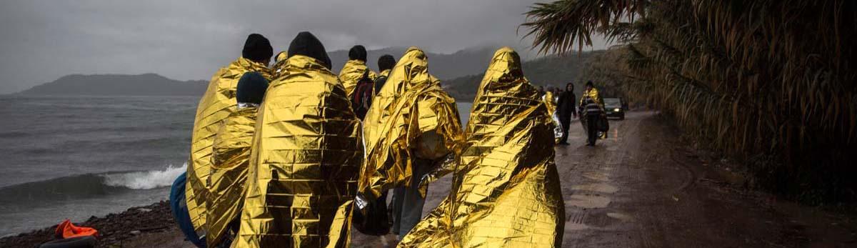 Profughi sull'isola di Lesbo, visita papa Francesco e patriarca Bartolomeo