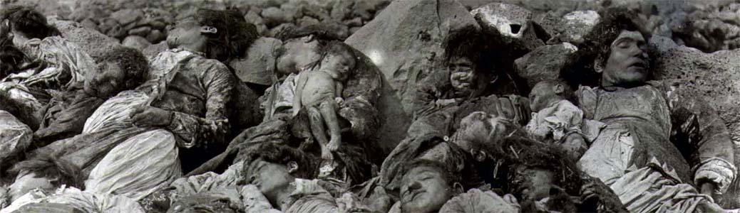 Armenia, Genocidio armeni, Medz Yeghern, sözde Ermeni Soykırımı