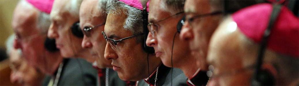 Vescovi italiani, papa Francesco