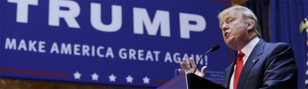 Donald Trump, Stati Uniti, Chiesa cattolica e papa Francesco