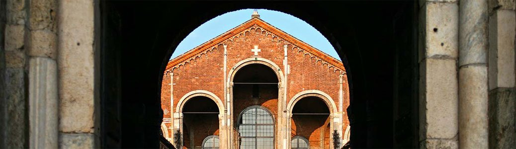Sant'Ambrogio, Chiesa ortodossa, Cina, basilica, Milano