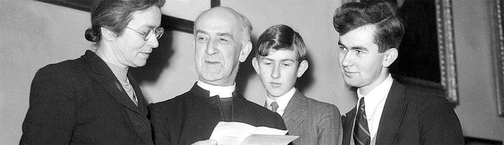 Geoffrey Francis Fisher, Chiesa anglicana