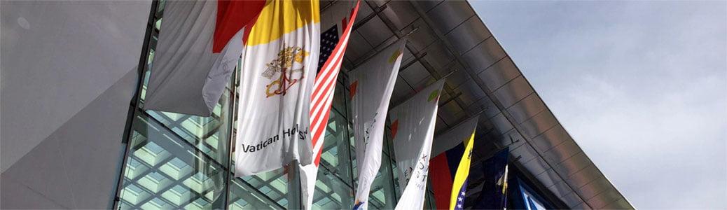 Expo 2017 Astana: Santa Sede, Polonia, Stati Uniti, Venezuela