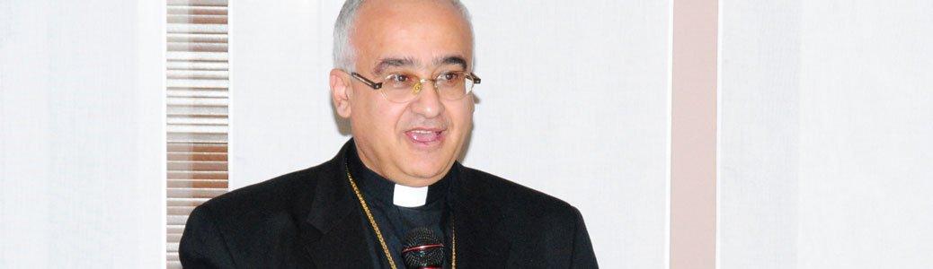 Mons. Hanna Alwan