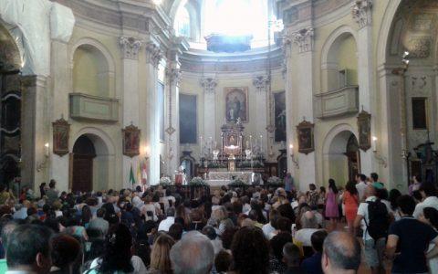 Omelia di mons. Hanna Alwan, chiesa di Santa Maria della Sanità, Milano, 23 luglio 2017