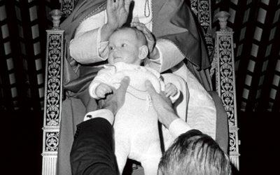 «Dio, che è Amore, che è il Padre da cui ogni paternità, in cielo e in terra, trae il suo nome». Paolo VI, Humanae Vitae, 25 luglio 1968