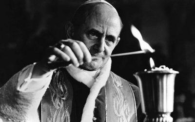 6 agosto 1978, muore Paolo VI. «Per avere una vera pace, bisogna darle un'anima. Anima della pace è l'amore». Foto di Pepi Merisio.