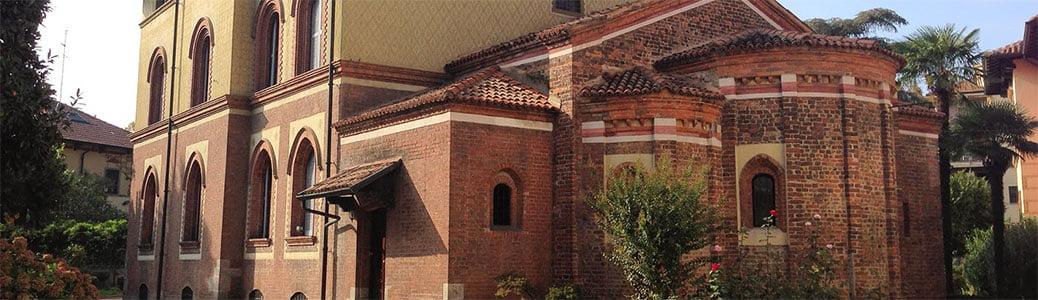 San Siro alla Vepra e Villa Triste, Milano, storia