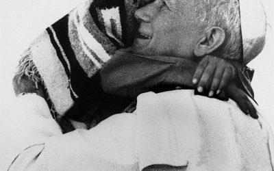 Messico, gennaio 1979. Viaggio apostolico di Giovanni Paolo II. #PrayForMexico #FuerzaMéxico