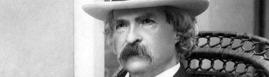Mark Twain e Albino Luciani