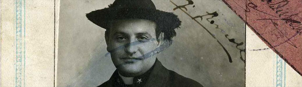 Angelo Roncalli cappellano militare. Giovanni XXIII patrono dell'esercito italiano