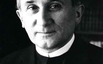 17 febbraio 1885. Nasce a Verona Romano Guardini. Sacerdote e teologo, ispira Benedetto XVI e Francesco.