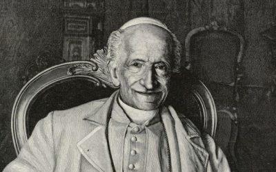 20 aprile 1884. Leone XIII pubblica la Humanum genus nella quale condanna il relativismo filosofico e morale della massoneria.