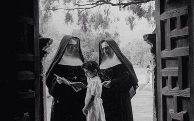 La porta aperta del cuore. 1945, suore della missione di Espada, Texas. Alfred Eisenstaedt