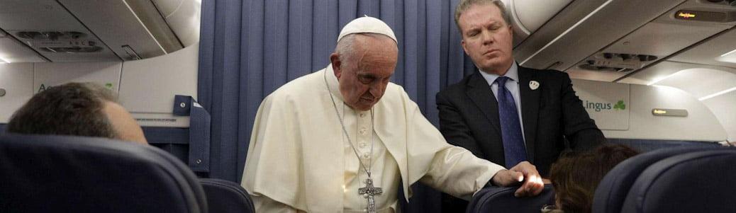 Papa Francesco, psichiatria e omosessualità