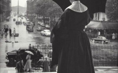 Parigi, 1950. Autunno. © Kees Scherer.