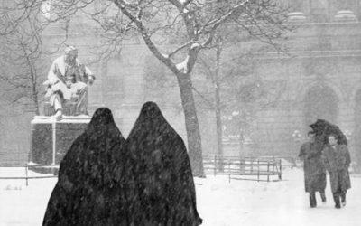 New York, 1946. Il bianco e il nero.
