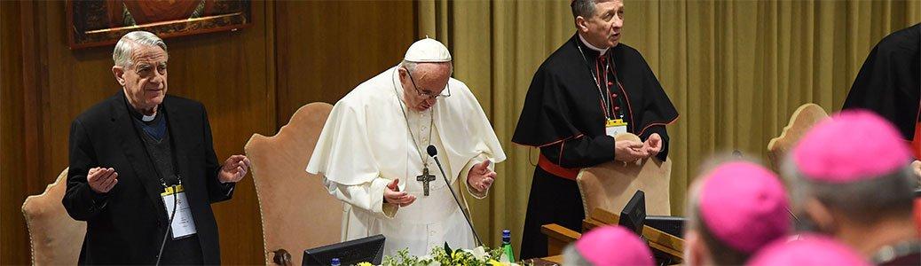 Summit Protezione minori nella Chiesa, papa Francesco, pedofilia