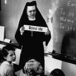 """Invito alla GMG di Cracovia 2016? Detroit, 1965. Scuola polacca. Dzieci idą, """"i bambini vanno"""". John Dominis."""