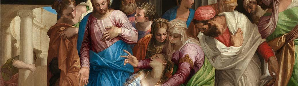 Paolo Veronese, Conversione di Maria Maddalena