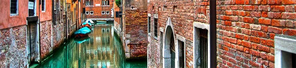 Venezia, canali.