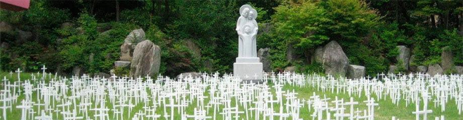 Taeahdongsan: il Giardino dello scandalo silenzioso