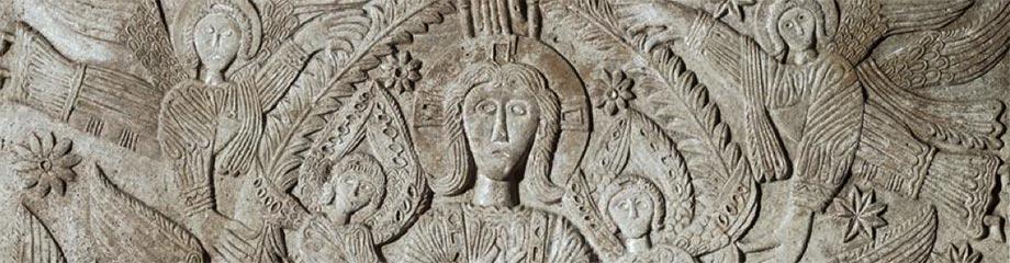 Altare di Ratchis, 737-744, Udine, Museo diocesano cristiano e del tesoro del duomo di Cividale del Friuli.