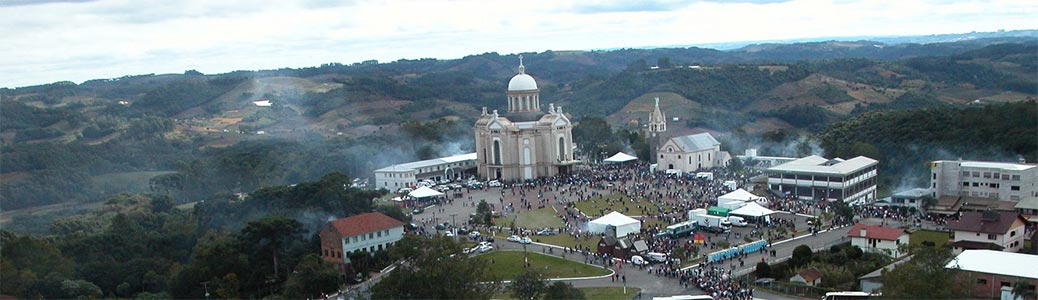 Nossa Senhora de Caravaggio, Farroupilha, Brasile.