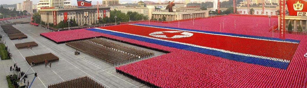 Corea del Nord, parata militare