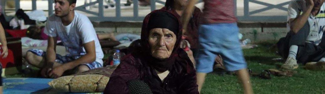 Iraq, profughi cristiani (AP).