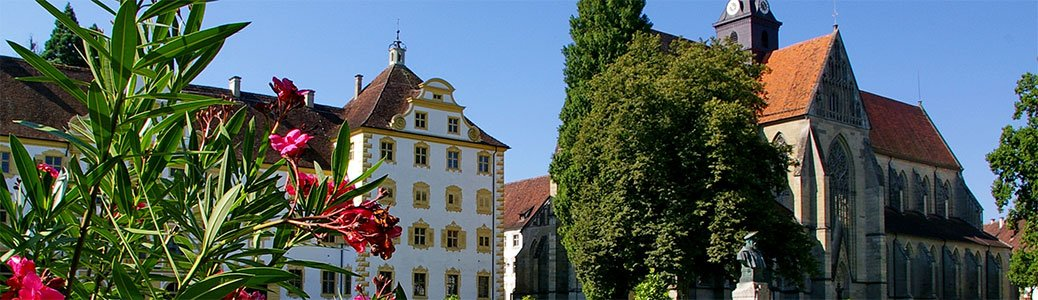 Monastero e Palazzo di Salem, Baden-Württemberg (Germania).
