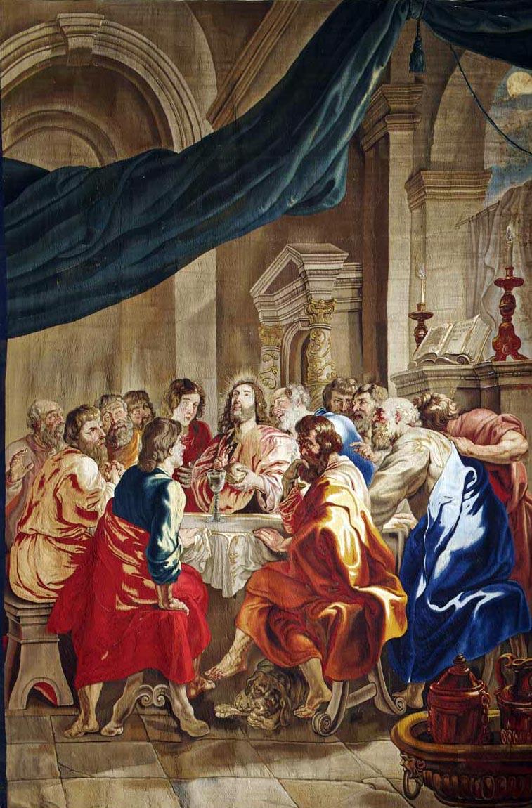 Rubens, l'Istituzione dell'Eucaristia e gli interrogativi sul presente