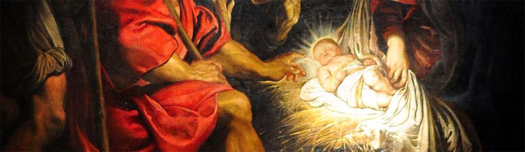 Pieter Paul Rubens, Adorazione dei pastori, 1608, Fermo, pinacoteca civica.