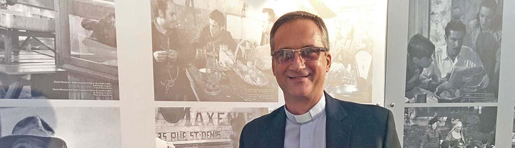 Mons. Dario Edoardo Viganò, cinema e riforma della comunicazione della Chiesa