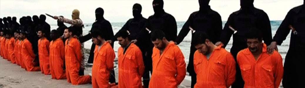 Cristiani copti decapitati dall'Isis, cristiani in Nordafrica