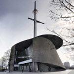 Chiesa di Arka Pana (Arca del Signore), Nowa Huta, Cracovia, Polonia