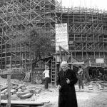 Karol Wojtyla, Giovanni Paolo II, cantiere di Arka Pana (Arca del Signore), Nowa Huta, Cracovia, Polonia