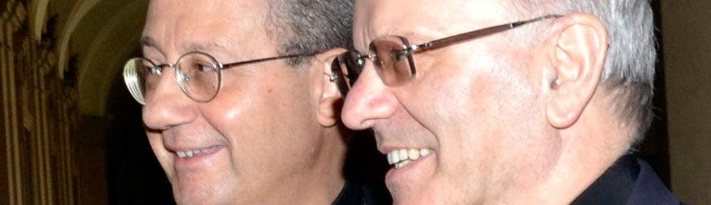 Bruno Forte e Nunzio Galantino