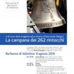 Marcinelle, Berbenno di Valtellina, 8 agosto 2016