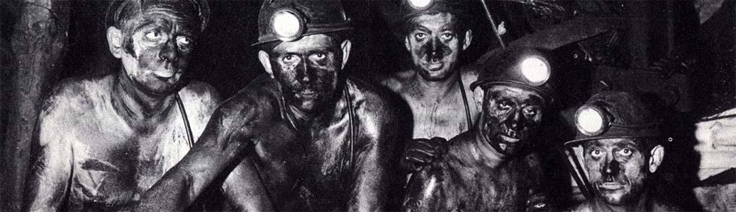 Marcinelle, minatori