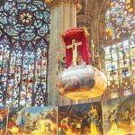 Rito della Nivola in Duomo: a Milano lo spettacolo di un'antica tradizione