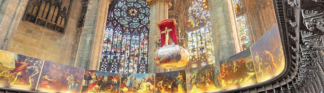 Rito della Nivola, Duomo di Milano