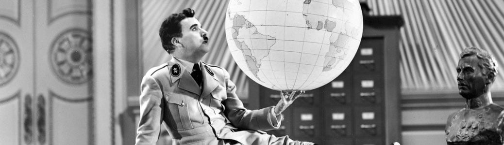 Charlie Chaplin, Il grande dittatore (The Great Dictator), 1940