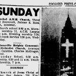 Pasqua di luce. Quelle croci sui grattacieli di New York