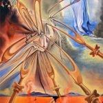 Salvador Dalí, Visione d'Inferno, 1962
